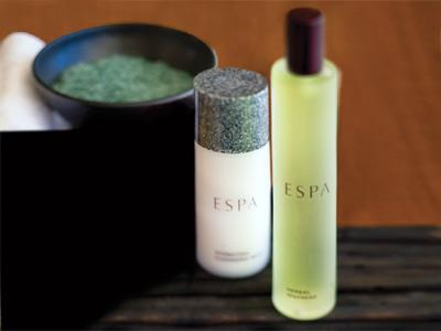 Spa - Amenities
