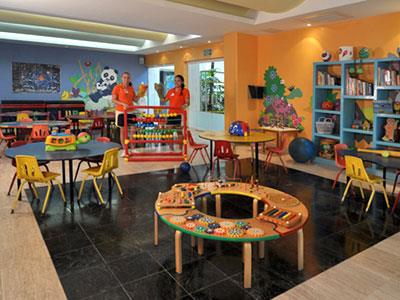 Kids Club - Interior