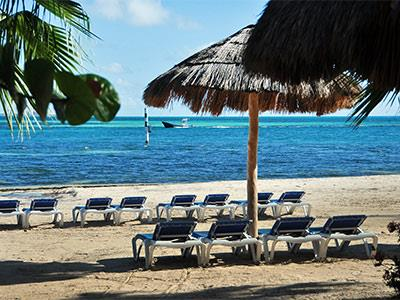 Playa - Palapa