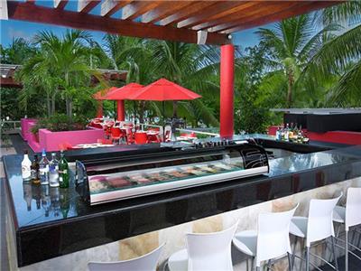 Sushi Bar by Maki Tako