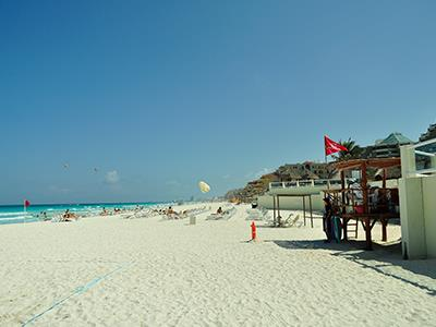 Beach - Panoramic View