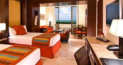 Junior Suite Deluxe Family Lagoon View