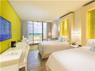 Luxury Junior Suite Vista al Mar,