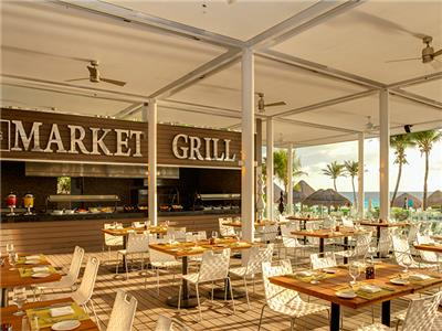 The Market Grill Restaurant,