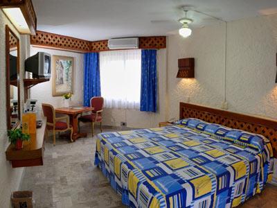 Standard - King Bed