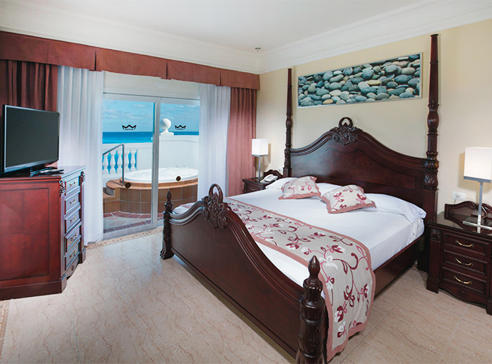 Suite Jacuzzi Ocean View Adults Only