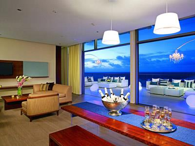 Preferred Club Presidential Suite Ocean View