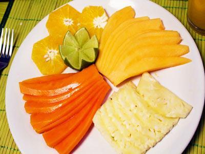 Terraza Soberanis - Breakfast