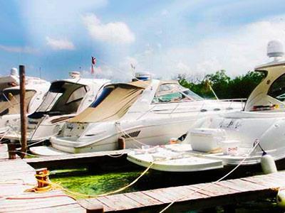 Marina - Yachts