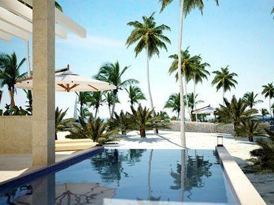 Casita Suite Frente al Mar con Piscina