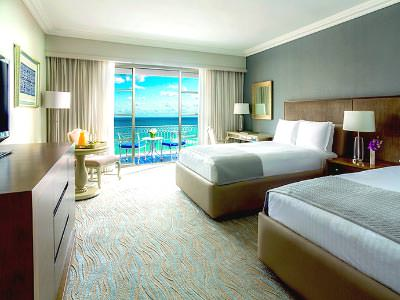 Ocean View Double Guestrooms