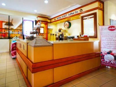 Cafetería The Royal Roast