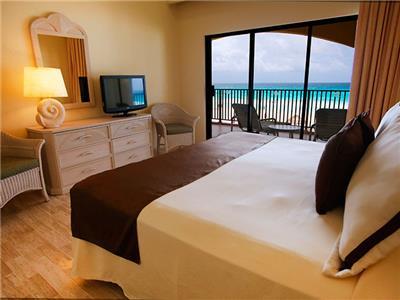 Beachfront One Bedroom Suite