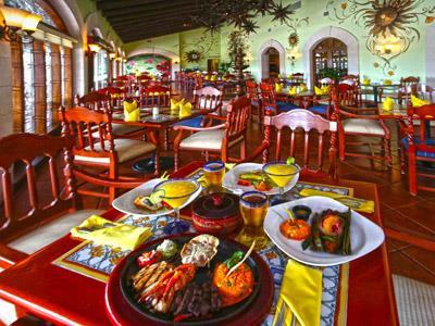 Restaurante Hacienda Sisal