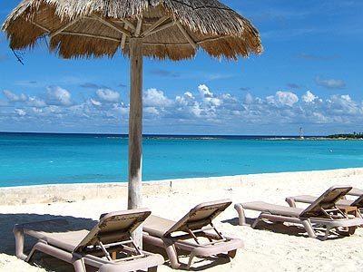 Beach - Sun Loungers