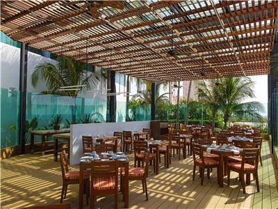 Restaurante O - Terraza