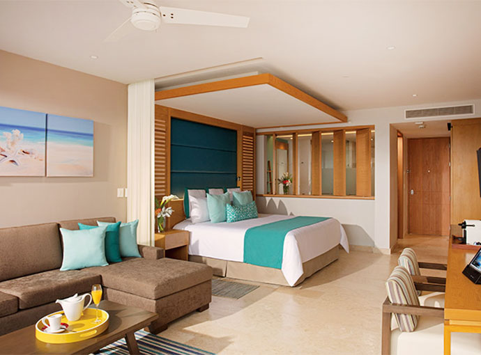 Family Junior Suite Ocean View