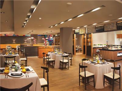 Restaurante Gaucho Grill Dreams Playa Mujeres Golf and Spa Resort