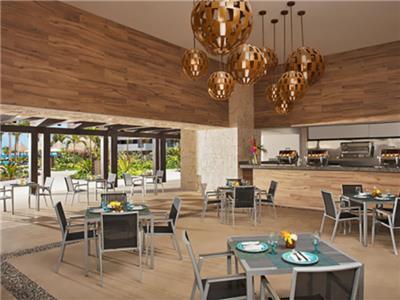 Restaurante Tides Dreams Playa Mujeres Golf and Spa Resort