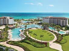 fachada Dreams Playa Mujeres Golf and Spa Resort