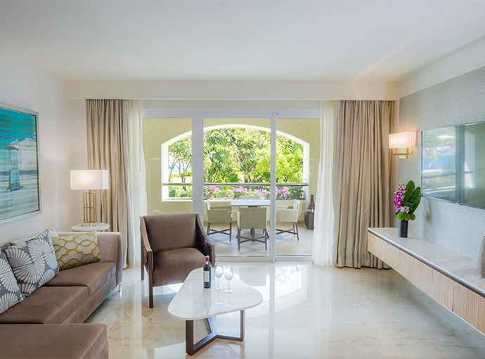 Suite Presidencial Dos Habitaciones