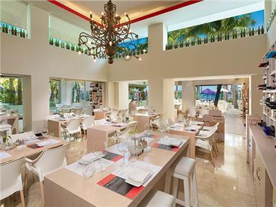 Restaurante The White Box Terrace