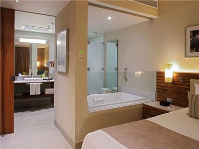 Suite Deluxe King Vista al Mar,
