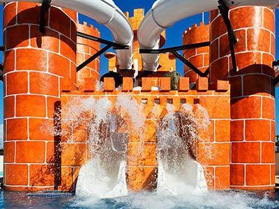 Aquapark - Castillo