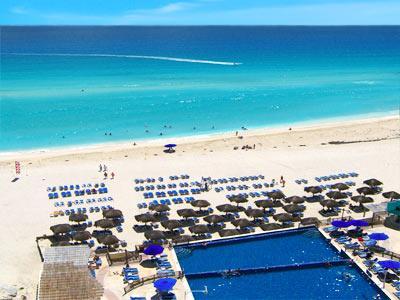 Playa - Vista Aerea