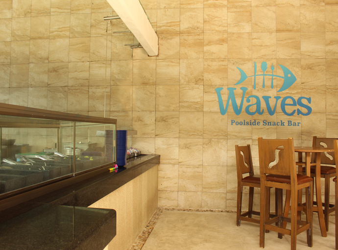 Restaurante Waves