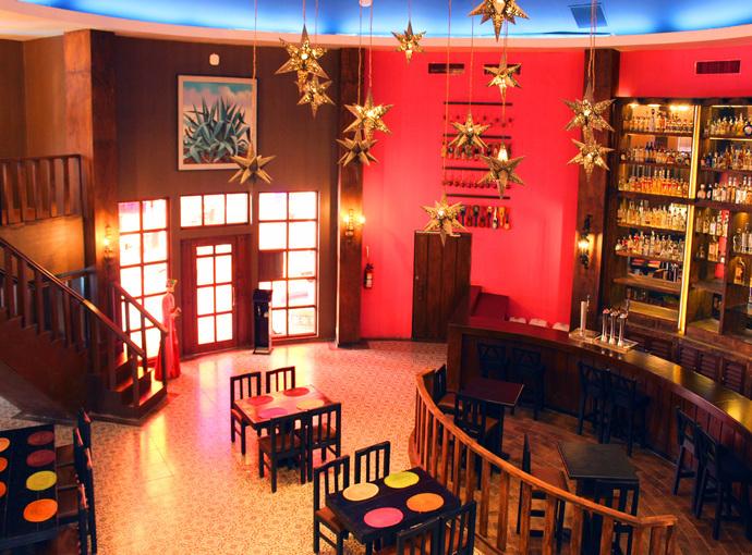 El Maguey Restaurant Seadust Cancun Family Resort