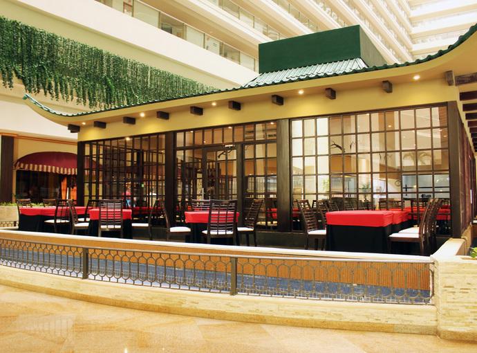 Samurai Restaurant Seadust Cancun Family Resort