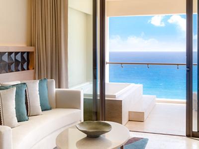 Turquoize Master Suite Doble Frente al Mar