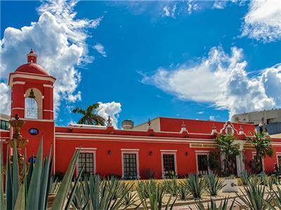 Hacienda El Mortero Restaurant