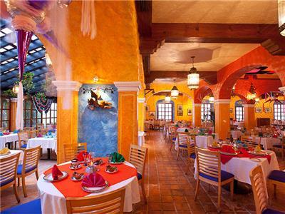 Restaurante Hacienda El Mortero
