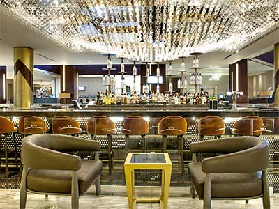Lobby Bar Sunrise