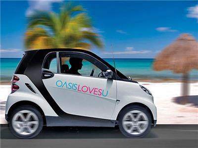 Alquiler de autos Smart
