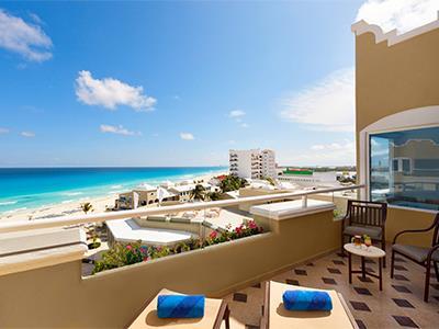 Gran Master One Bedroom Suite Ocean View - Vew