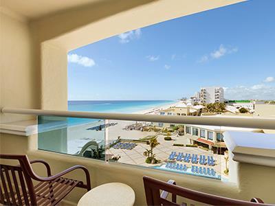 Junior Suite Ocean View - Balcony