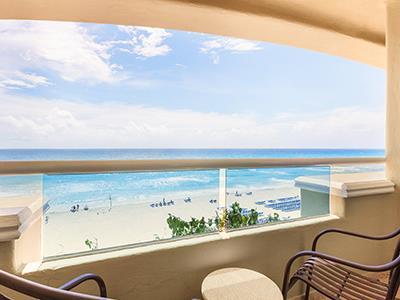Junior Suite Ocean View - View