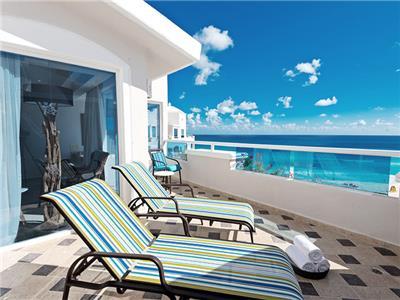 Grand Master Suite Ocean Front - Terrace
