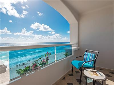 Junior suite Ocean Front - Balcony