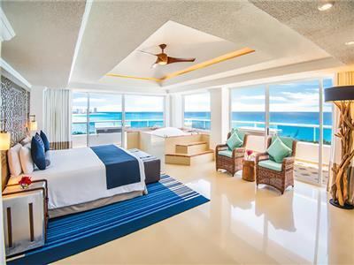 Suite Presidencial con Vista o Frente al Mar