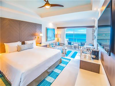 Junior Suite Frente al Mar