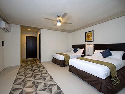 Pa 39 xa mama hotel boutique habitaciones desde 1 451 for Habitacion familiar estandar