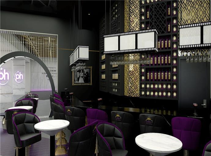 The Premiere Bar & Lounge