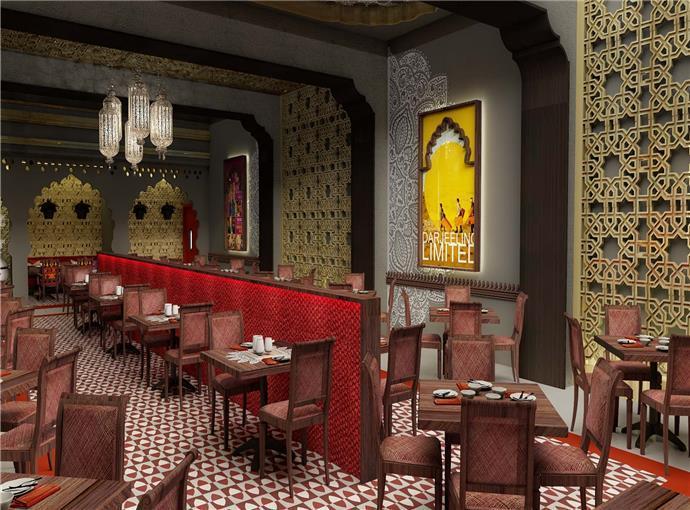 Sutra Indian Restaurant & Hookah Lounge