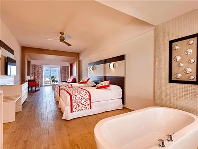 Junior Suite Vista al Mar Grande