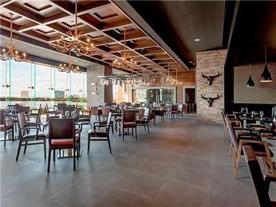 Restaurante Hunter Steakhouse