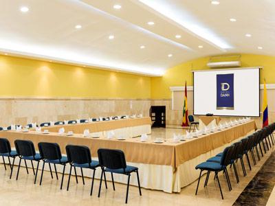 Salón La Gavia